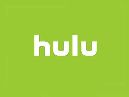 Huluの公式ホームページにアクセス