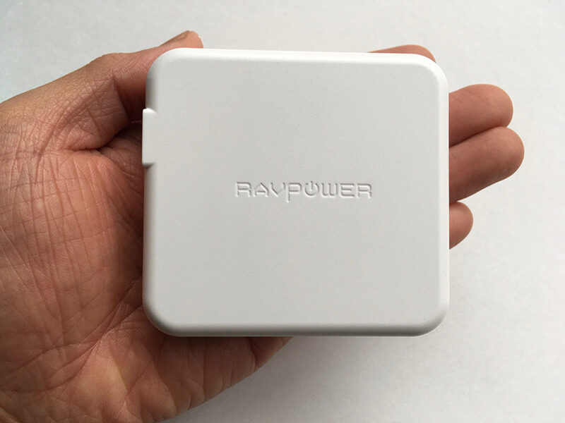 RAVPower RP-PB125のサイズ・重さ