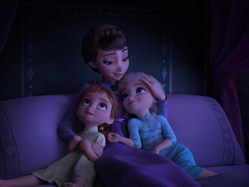 アナと雪の女王2のストーリー