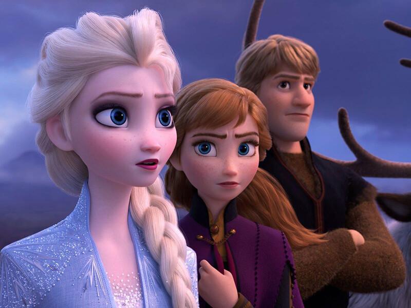 映画『アナと雪の女王2』のキャスト