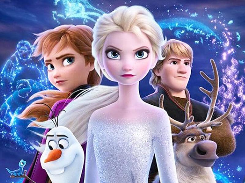 アナと雪の女王2が見られる動画配信サービス一覧