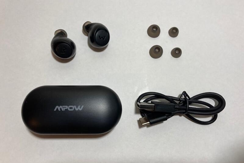 コスパ最高のワイヤレスイヤホン・Mpow M7の特徴